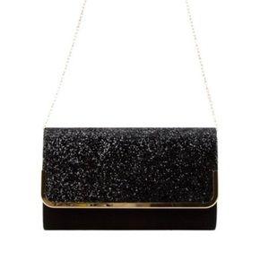Handbags - Glitter Clutch